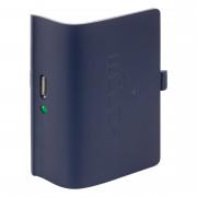 Venom VS2863 Twin Battery Pack - Xbox One kék akkucsomag (2db) + 2 méter töltokábel
