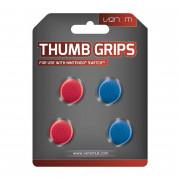 Venom VS4918 Roșu és Albastru Thumb Grips (4x)  pentru Controller Nintendo Switch