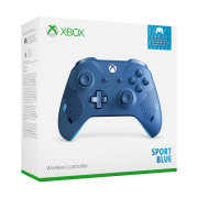 Xbox One Controller wireless (Sport Blue Special Edition)