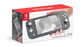 Nintendo Switch Lite (Gri) Nintendo Switch