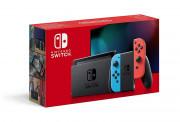 Nintendo Switch (Roșu-Albastru) (Nou)