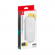 Nintendo Switch Lite travel case + folie sticlă
