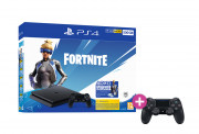 PlayStation 4 (PS4) Slim 500GB + pachet Fortnite Neo Versa + PS4 Sony Dualshock 4 Controller
