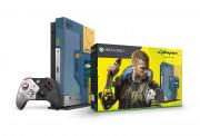 Xbox One X 1TB Cyberpunk 2077 Limited Edition