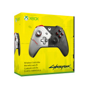 Xbox One Controller wireless (Cyberpunk 2077 Limited Edition)