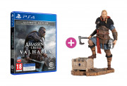 Assassin's Creed Valhalla Ultimate Edition + figurină Eivor