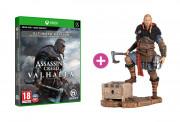 Assassin's Creed Valhalla Ultimate Edition + figurină Eivor