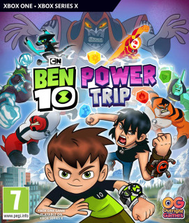 Ben 10: Power Trip Xbox One