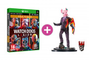 Watch Dogs Legion Gold Edition + Figurină Resistant of London