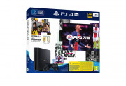 PlayStation 4 Pro (PS4) 1TB + FIFA 21 + DualShock 4 controller