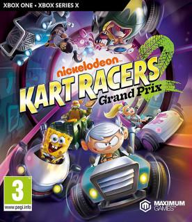 Nickelodeon Kart Racers 2: Grand Prix Xbox One