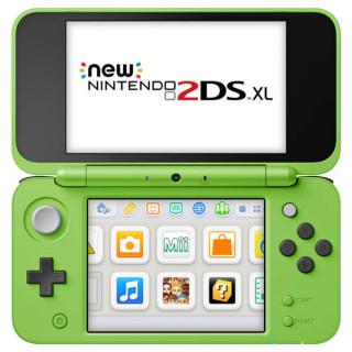 New Nintendo 2DS XL Minecraft Creeper Edition 3DS