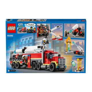 LEGO City Fire Unitatea de comandă a pompierilor (60282) Cadouri