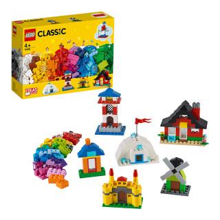 LEGO Classic Cărămizi și case (11008) Cadouri
