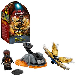 LEGO NINJAGO Spinjitzu Burst - Cole (70685) Cadouri