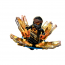 LEGO NINJAGO Spinjitzu Burst - Cole (70685) thumbnail