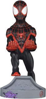 Figurină Miles Morales Spider-man Cable Guy Cadouri