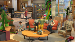 The Sims 4 Eco Lifestyle PC