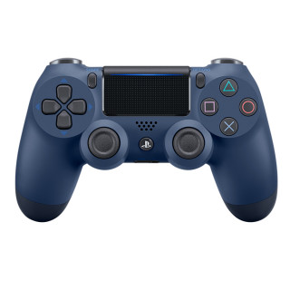 PlayStation 4 (PS4) Dualshock 4 Controller (Midnight Blue) PS4