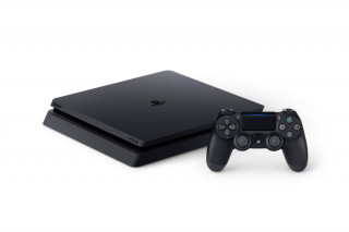 PlayStation 4 (PS4) Slim 500GB + pachet Fortnite Neo Versa PS4