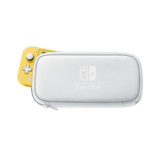 Nintendo Switch Lite travel case + folie sticlă Nintendo Switch