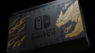 Nintendo Switch Monster Hunter Rise Edition Nintendo Switch