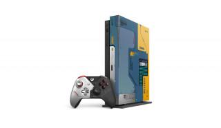 Xbox One X 1TB Cyberpunk 2077 Limited Edition Xbox One