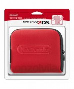 Nintendo 2DS husă (Roșu)