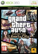 Grand Theft Auto IV (GTA 4): Episodes from Liberty City