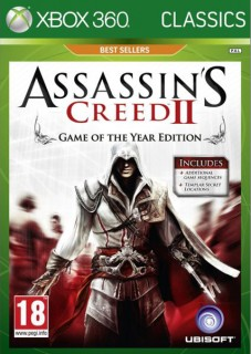 Assassins Creed 2 Game of the Year Edition Xbox 360