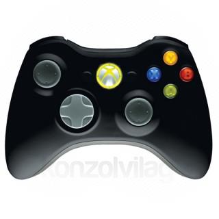 Xbox 360 Controller wireless (Negru) Xbox 360
